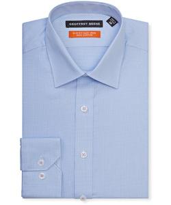 Men's Slim Fit Shirt Puppytooth