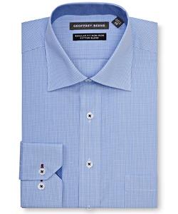 Men's Regular Fit Shirt Gingham Check