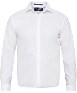 Men's European Tailored Fit Shirt 100% Premium Oxford Cotton
