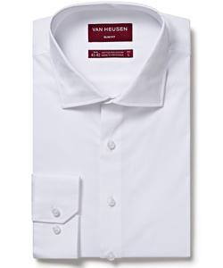 Men's Slim Fit Shirt Solid Colour