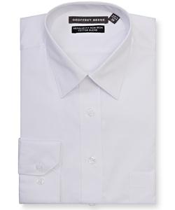 Men's Regular Fit Shirt Fine Twill