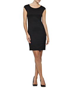 Women's Plain Twill Bracks Corporate Dress