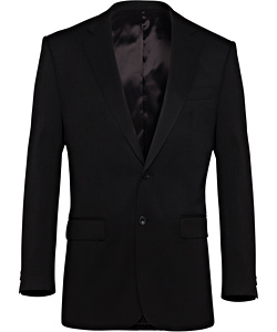 Single Breasted Two Button Plain Twill Bracks Jacket