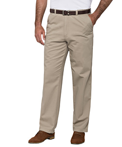 PHASE OUT STYLE: Cotton Pant with Ezi Fit Waist Band
