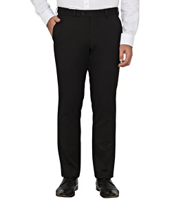 Men's Plain Twill Suit Separates Ezifit Trouser
