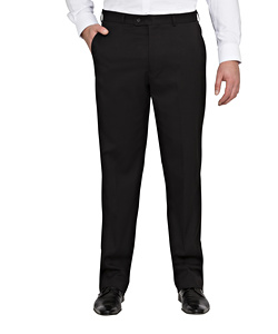 Plain Twill Trouser with High Twist