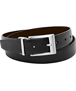 Van Heusen Frame Buckle Black Belt