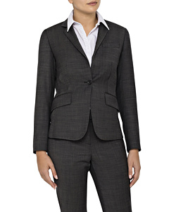 Van Heusen Ladies Wool Blend Mordern Classic Fit Jacket