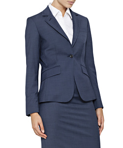Van Heusen Ladies Wool Mix Mordern Classic Fit Jacket