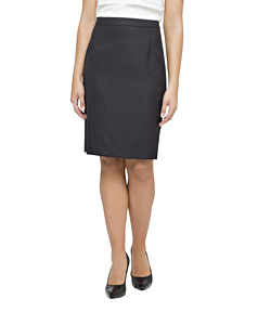 Women's Van Heusen High Twist Wool Blend Suit Pencil Skirt