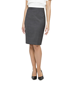 Van Heusen Ladies Wool Blend Mordern Classic Fit Skirt