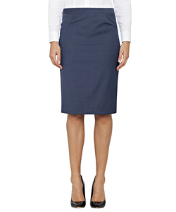 Van Heusen Ladies Wool Mix Mordern Classic Fit Skirt