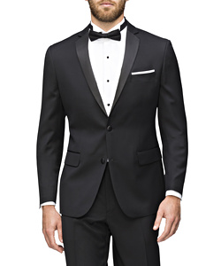 Men's Slim Fit Dinner Jacket - Notch Lapel