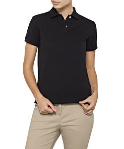 PHASE OUT STYLE: Women's Standard Fit Sport Polo Cotton Rich