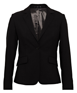 Crush Resistant, Stain Resistant, High Twist Wool Suit Jacket - Size 20 - 24