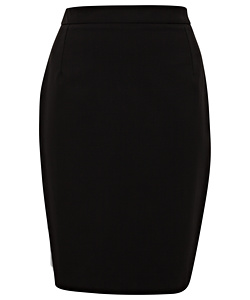 Crush Resistant, Stain Resistant, High Twist Wool Suit Separate Skirt - Size 20-24