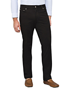 Cotton Stretch Mens Casual Pant