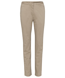 Cotton Stretch Womens Casual Pant
