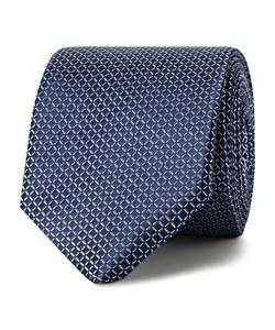 Classic 6.5CM Geo Print Polyester Tie