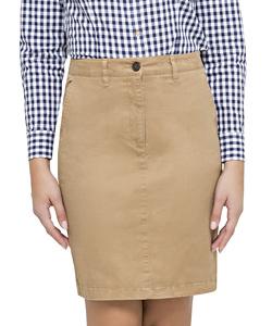 Van Heusen Cotton Stretch Cargo Skirt