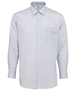 Polyester/Cotton Easy Care Poplin Classic Fit Shirt - PHASE OUT STYLE