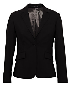 Crush Resistant, Stain Resistant, High Twist Wool Suit Jacket